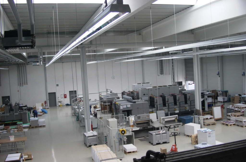 Druckerei Schmid in Kaisheim